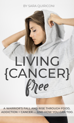 Living Cancer Free Book Cover